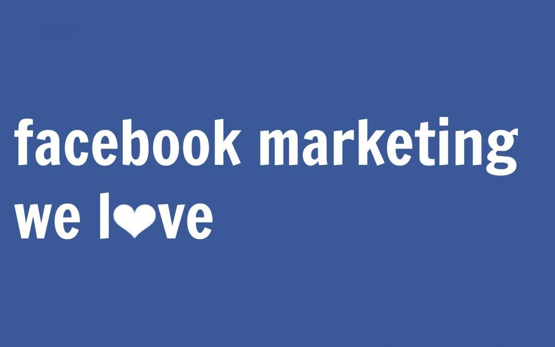 Food Marketing Examples From Facebook