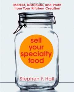 sell food marketing book