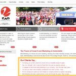 Benefits of Clogs and Testimonials: Business Website Example