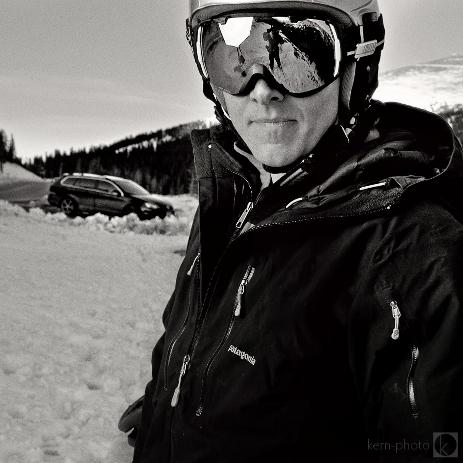 rj kern in colorado snowboarding