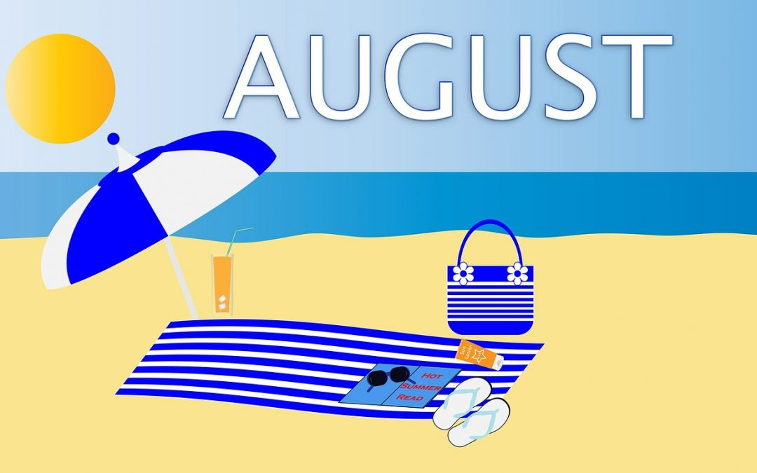 31 Blog Post Ideas to Get You Through August
