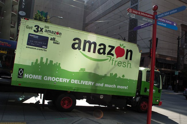 AmazonFresh Is A Game Changer