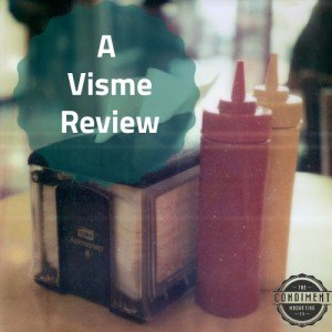 condiment visme review