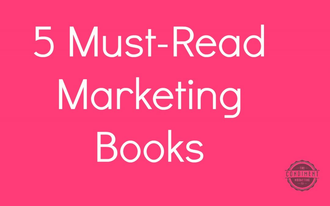 5 Must-Read Food and Beverage Marketing Books